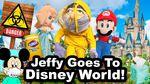 Jeffy Goes To Disney World