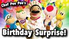 Chef Pee Pee's Birthday Surprise