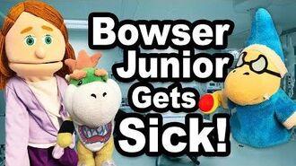 SML Movie Bowser Junior Gets Sick!