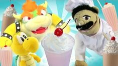 SML Movie Bowser's Milkshake