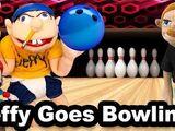 Jeffy Goes Bowling!