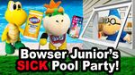 Bowser Junior's SICK Pool Party