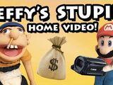 Jeffy's Stupid Home Video!