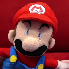 it was at this moment that Mario knew he fucked up
