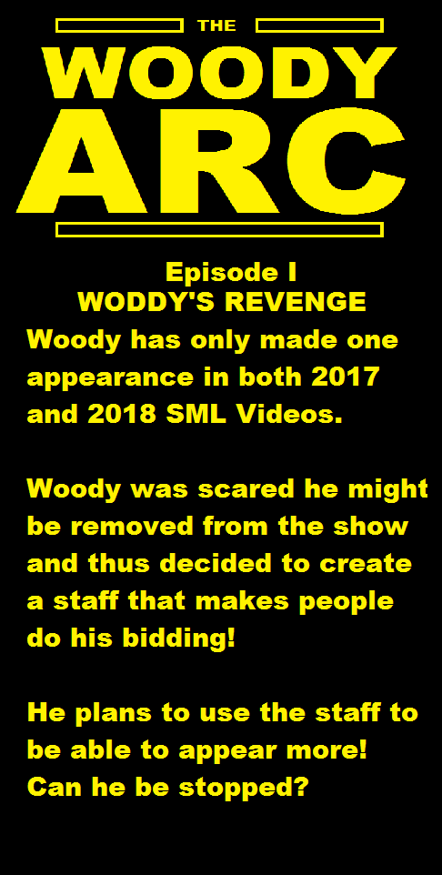 The Woody Arc Episode I