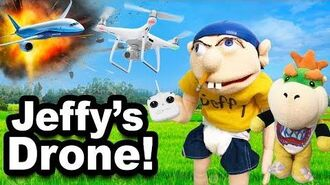 SML Movie Jeffy's Drone!