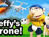 Jeffy's Drone!