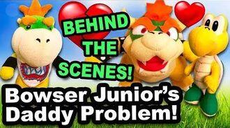 SML Movie Junior's Daddy Problem! BTS