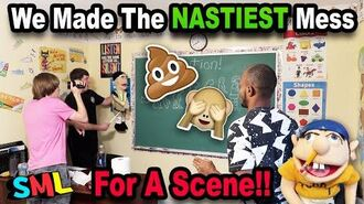 We Made The NASTIEST MESS EVER!!!