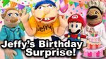 Jeffy's Birthday Surprise