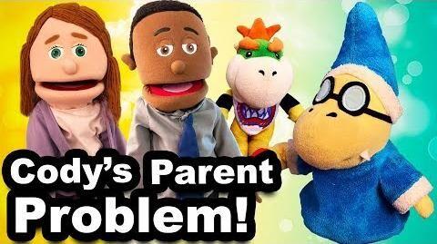 SML Movie Cody's Parent Problem