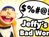 Jeffy's Bad Word!