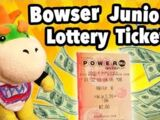 Bowser Junior's Lottery Ticket!