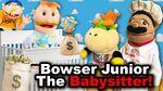 Bowser Junior The Babysitter