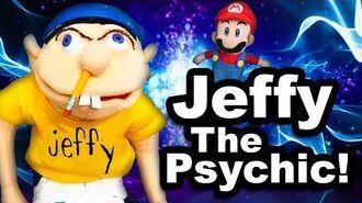 SML Movie Jeffy The Psychic!