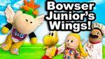 Bowser Junior's Wings!