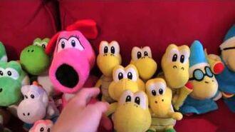Mario Plush Collection!-0