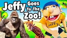 SML Movie Jeffy Goes To The Zoo!