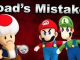 Toad's Mistake!