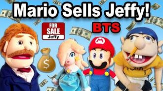 SML BTS Mario Sells Jeffy!