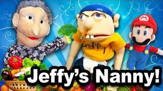 SML Movie Jeffy's Nanny!
