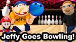 Jeffy Goes Bowling