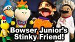 Bowser Junior's Stinky Friend