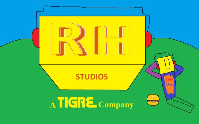 RH Studios New Logo