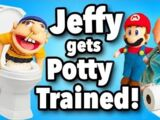 Jeffy Gets Potty Trained!