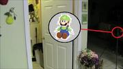 Luigi in bowser's biggest fear