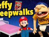 Jeffy Sleepwalks!