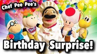 SML Movie Chef Pee Pee's Birthday Surprise!