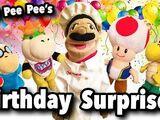 Chef Pee Pee's Birthday Surprise!