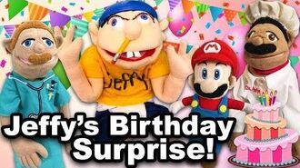 SML Movie Jeffy's Birthday Surprise!