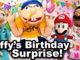 Jeffy's Birthday Surprise!