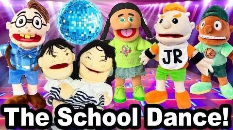 SML Movie The School Dance!-0