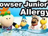 Bowser Junior's Allergy!
