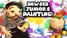 SML Movie Bowser Junior's Painting!