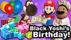 Black Yoshi's Birthday