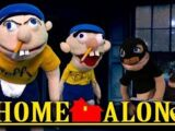Jeffy's Home Alone!