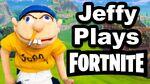 Jeffy Plays Fortnite