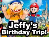 Jeffy's Birthday Trip!