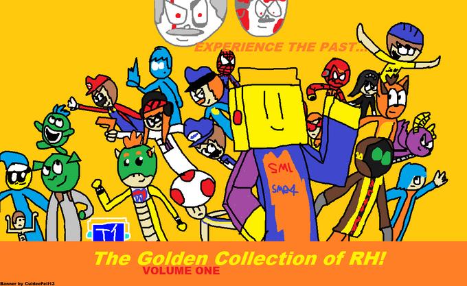 Goldenrhbanner