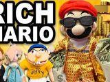 Rich Mario!