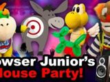 Bowser Junior's House Party!