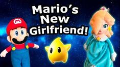 SML Movie- Mario's New Girlfriend!