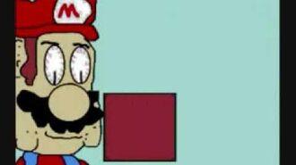 Marios Brutal leg crunch