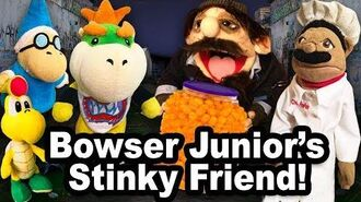 SML Movie- Bowser Junior's Stinky Friend!