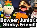 Bowser Junior's Stinky Friend!