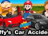 Jeffy's Car Accident!